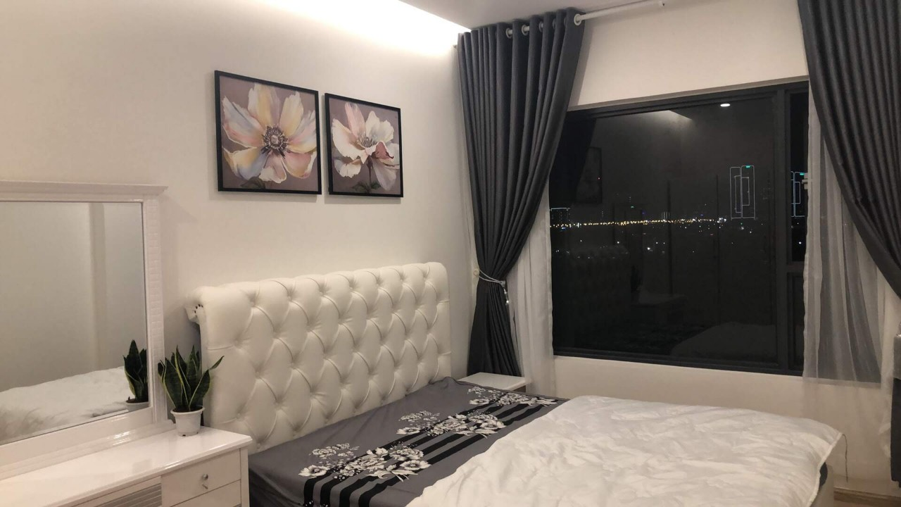 Cho thuê 2 phòng ngủ New City Thủ Thiêm - ID 010142