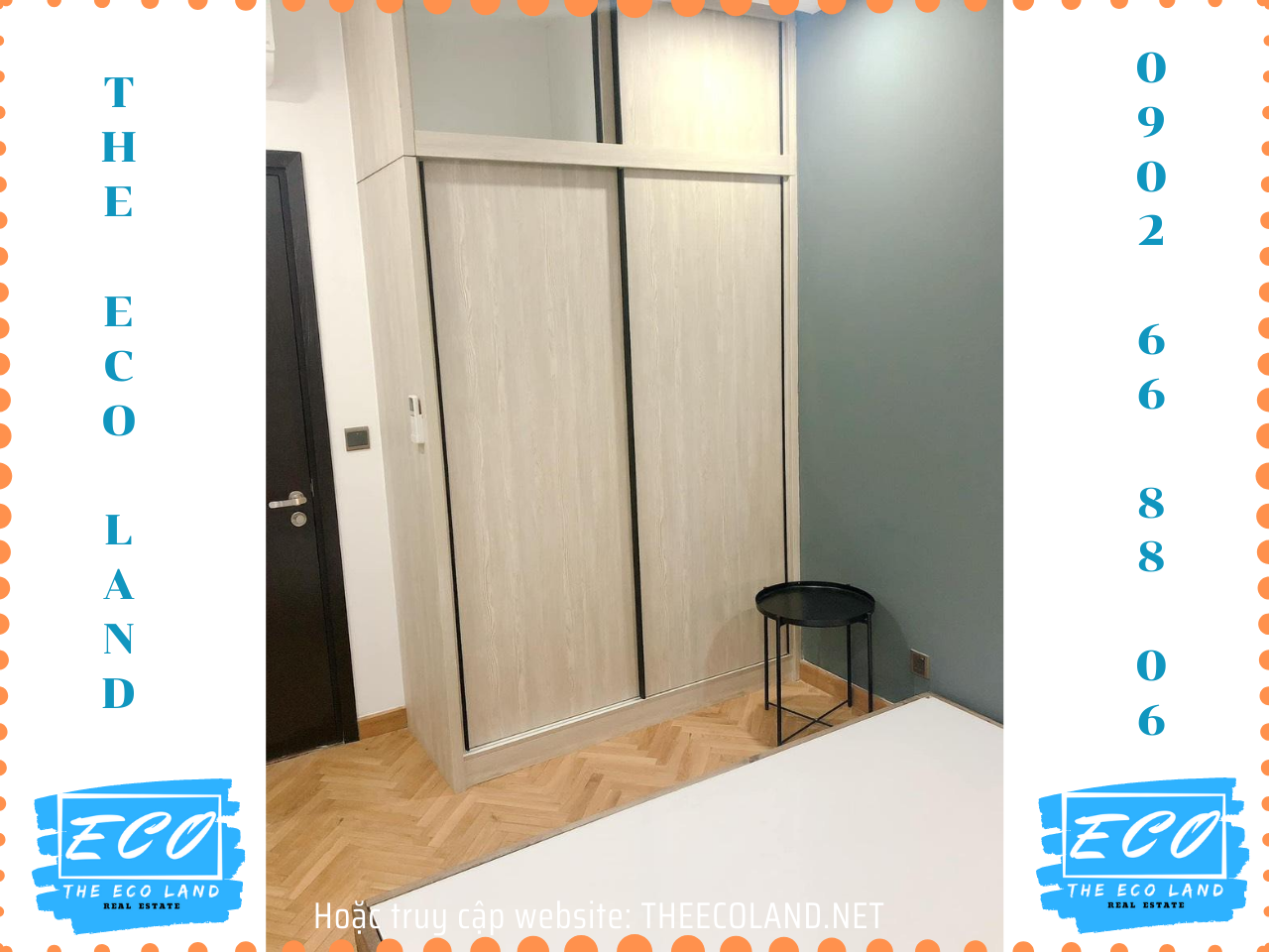 Cho thuê 1 phòng ngủ Feliz En Vista - ID 010194