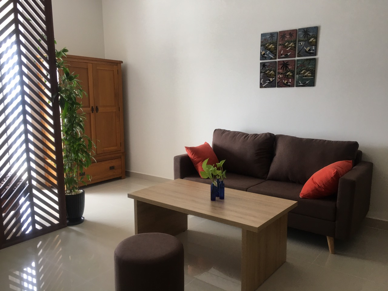 Căn hộ Officetel 1PN Sunrise Cityview Full Nt cao cấp - ID 010014