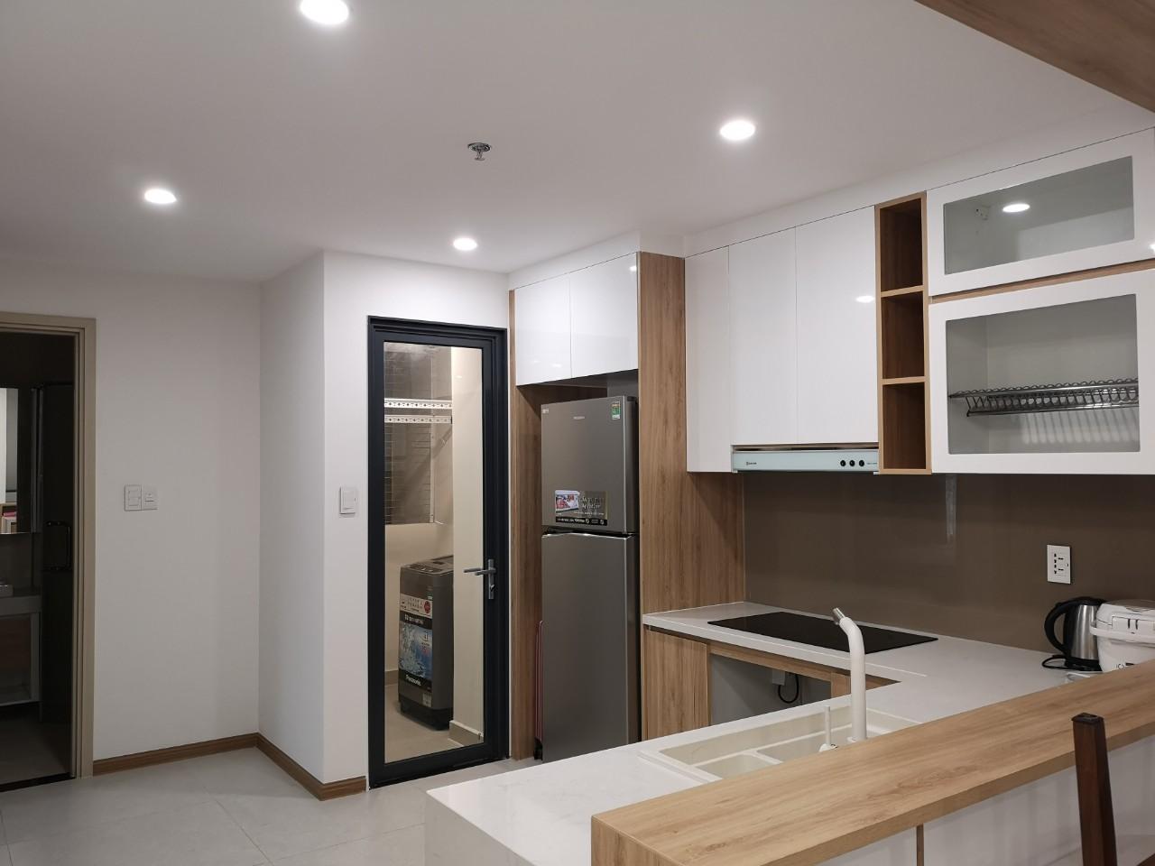 Cho thuê 3 phòng ngủ New City Thủ Thiêm - ID 010143