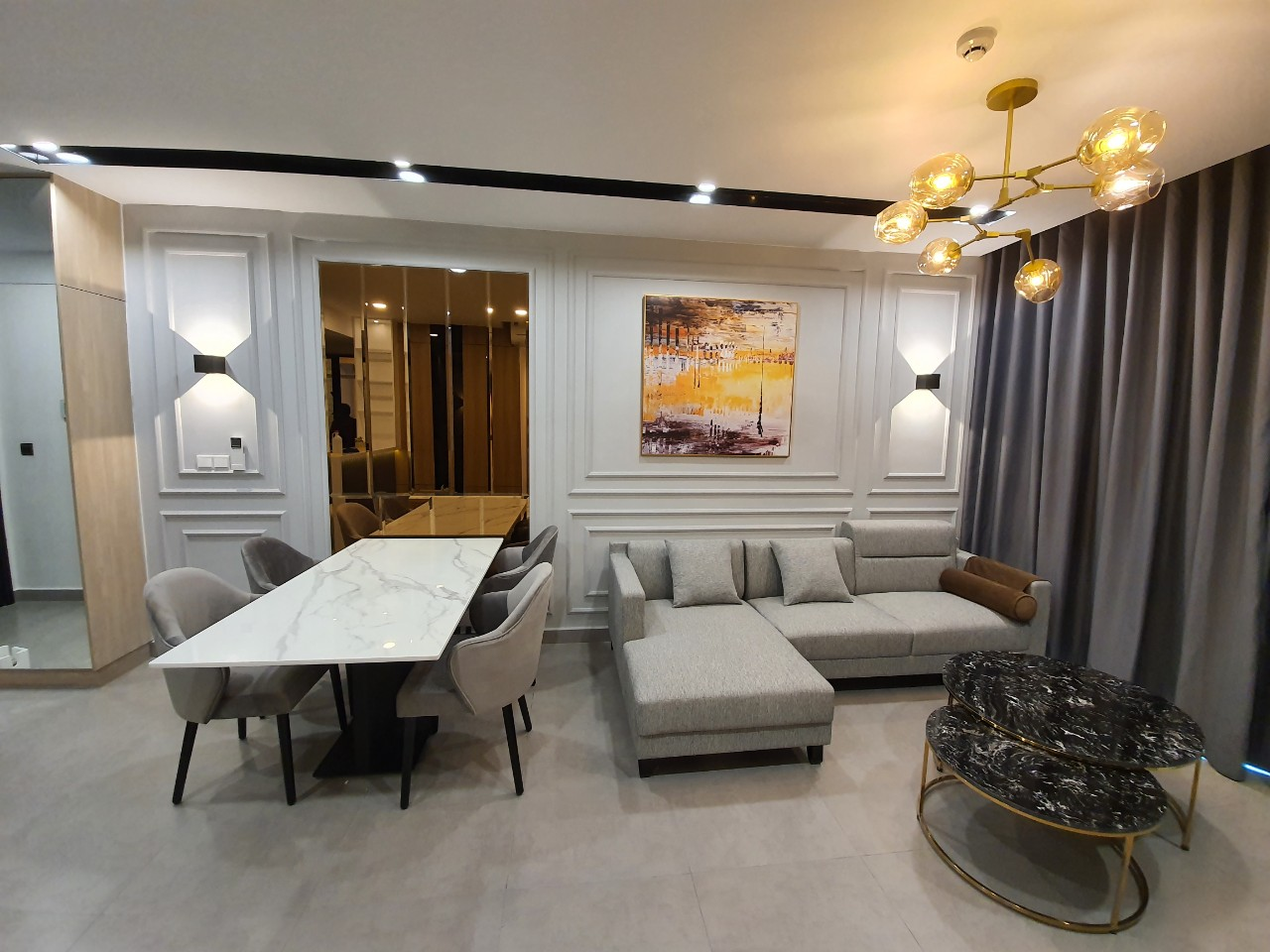 Cho thuê 2 phòng ngủ Feliz En Vista - ID 010192