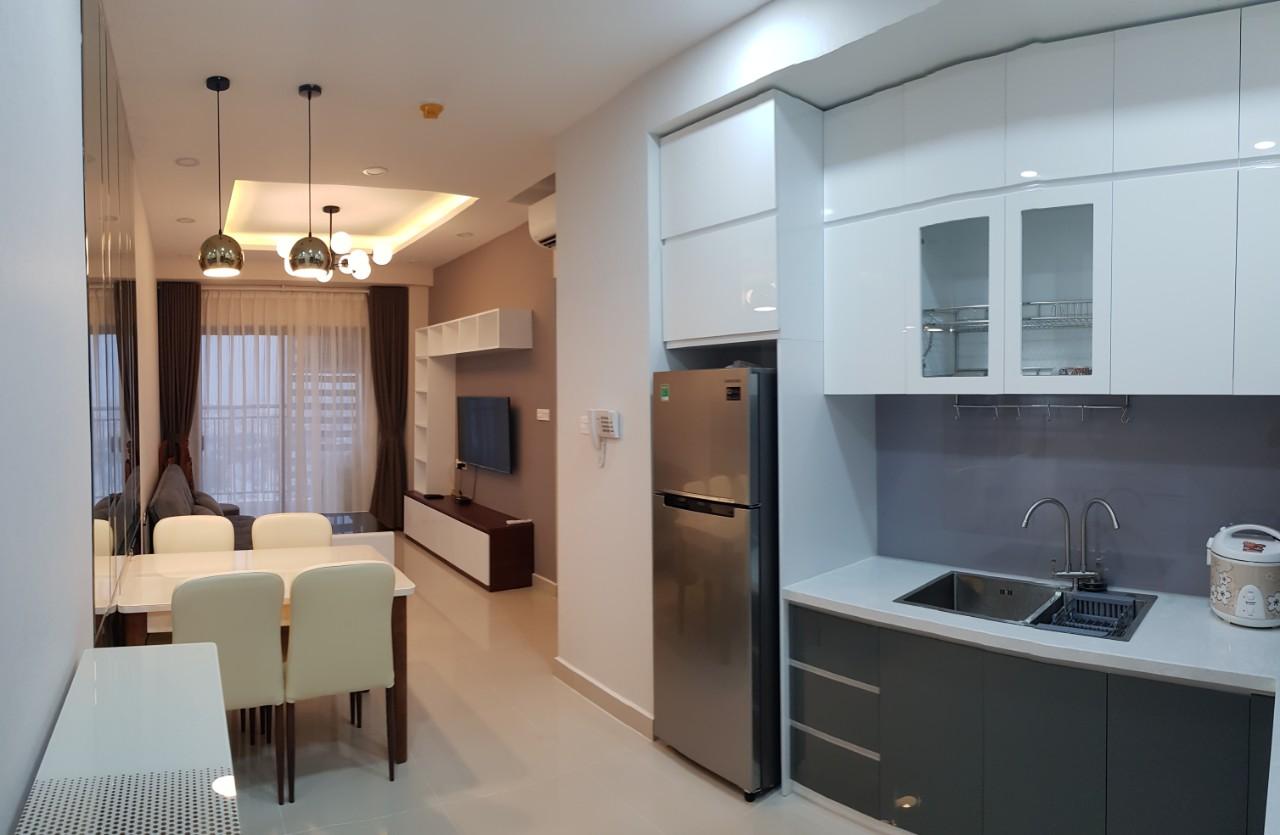 Cho thuê 1 phòng ngủ + 1 The Sun Avenue - ID 010261