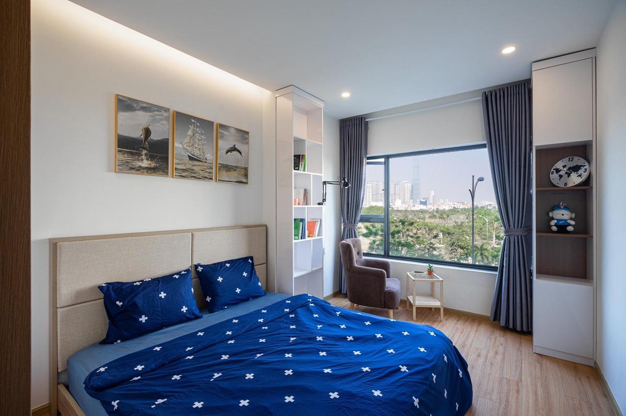 Cho thuê 1 phòng ngủ New City Thủ Thiêm - ID 010141