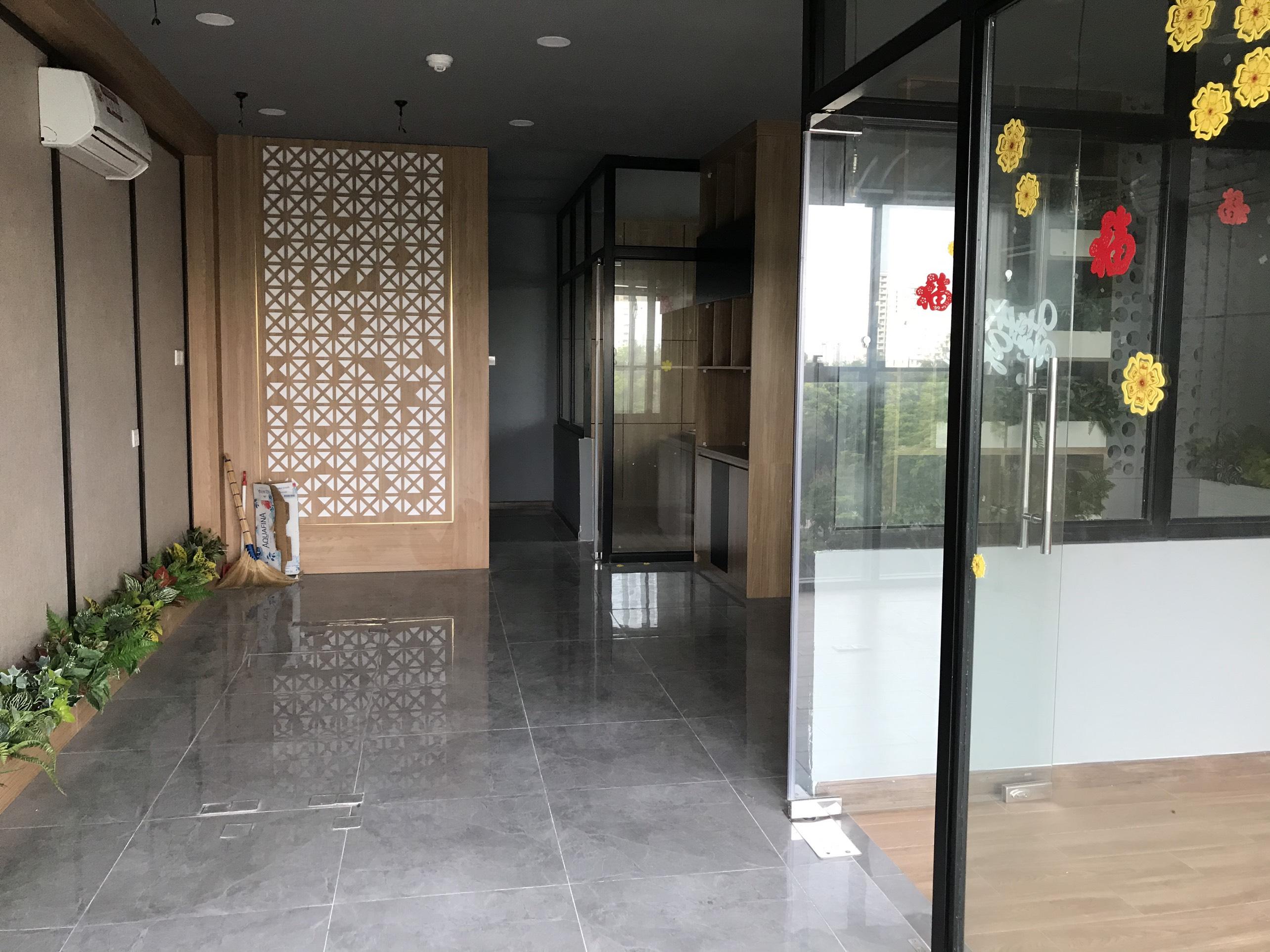 Văn Phòng 60m2 The Sun Avenue - ID 010246