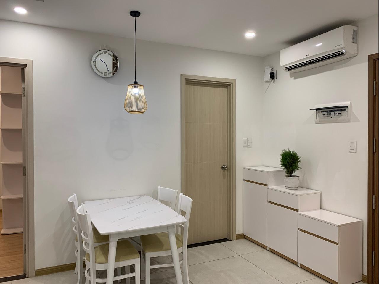 Cho thuê 2 phòng ngủ New City Thủ Thiêm - ID 010162