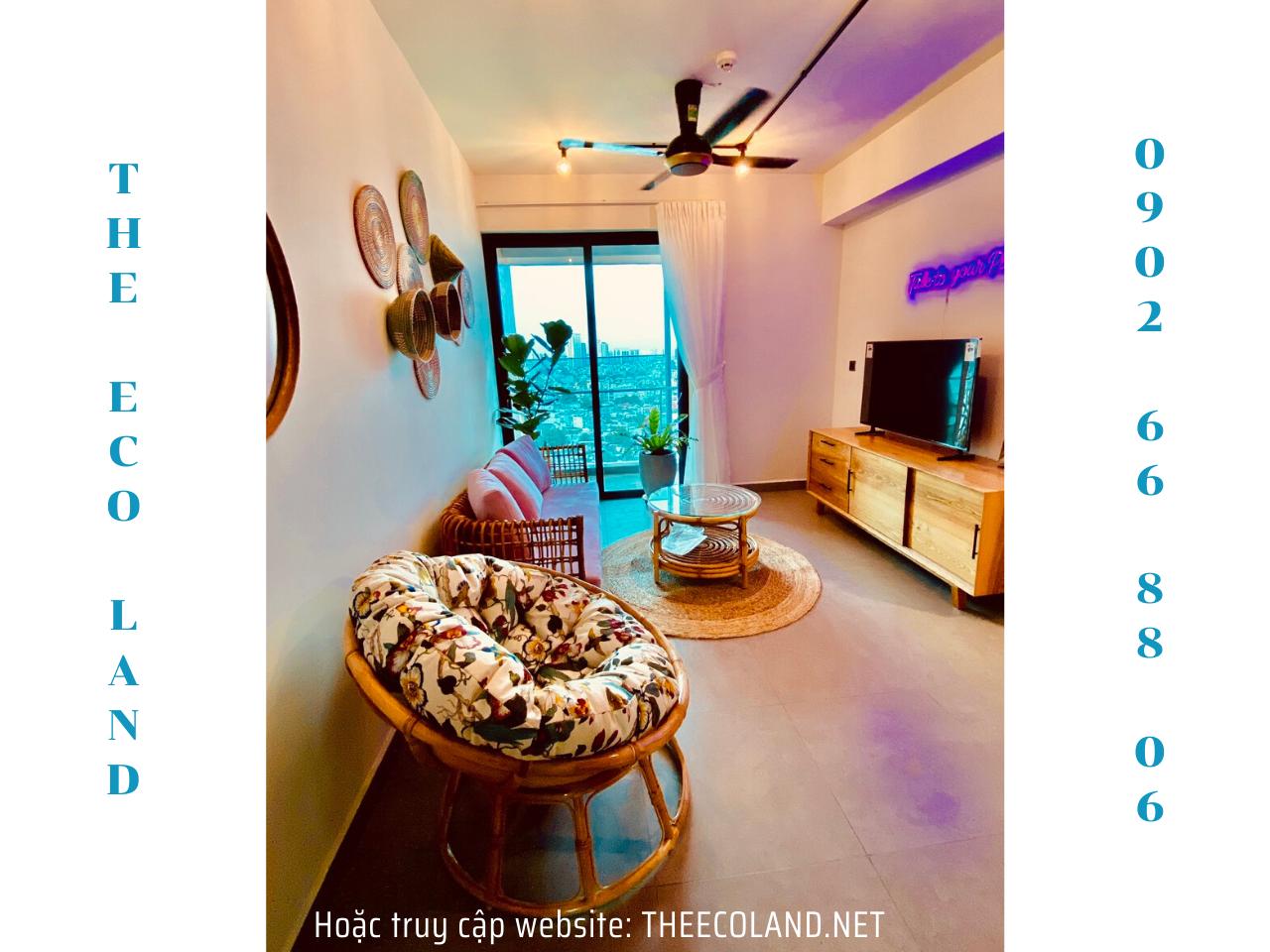 Cho thuê 1 phòng ngủ Feliz En Vista - ID 010191