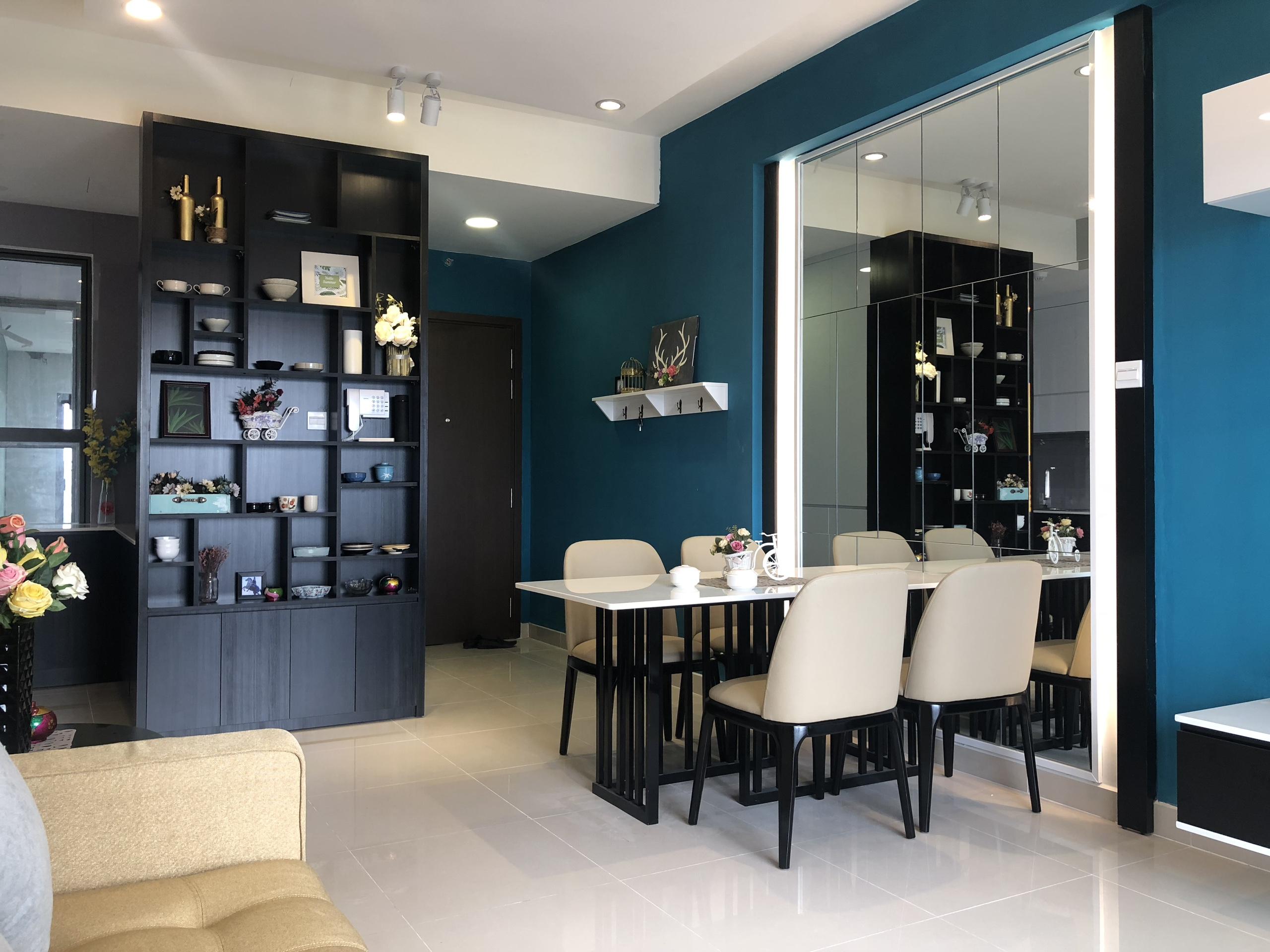 Cho thuê The Sun Avenue 3 phòng ngủ nhà đẹp  - ID 010026