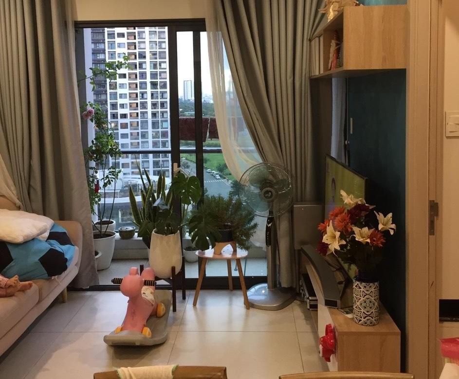 Chuyển nhượng 2 phòng ngủ New City Thủ Thiêm - ID 010154
