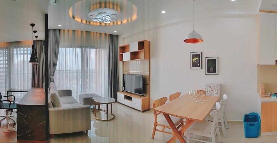 Cho thuê 2 phòng ngủ The Sun Avenue - ID 010067