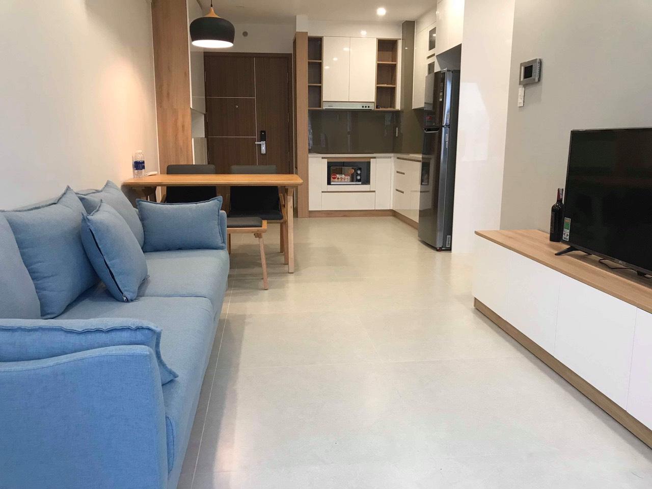 Cho thuê 1 phòng ngủ New City Thủ Thiêm - ID 010065