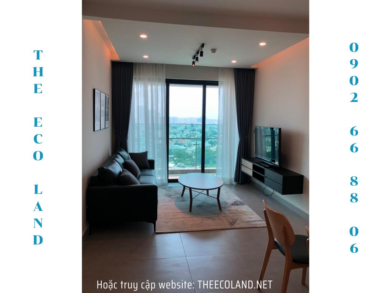 Cho thuê 2 phòng ngủ Feliz En Vista - ID 010181