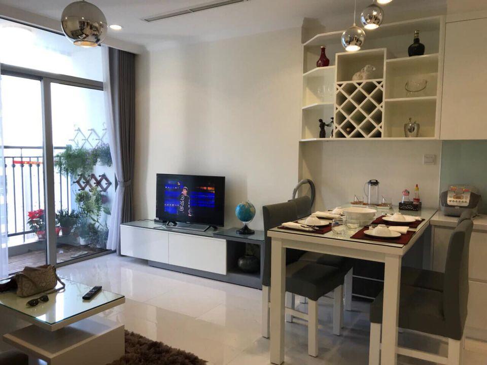 Cho thuê 1 phòng ngủ Vinhomes Central Park - ID 010221