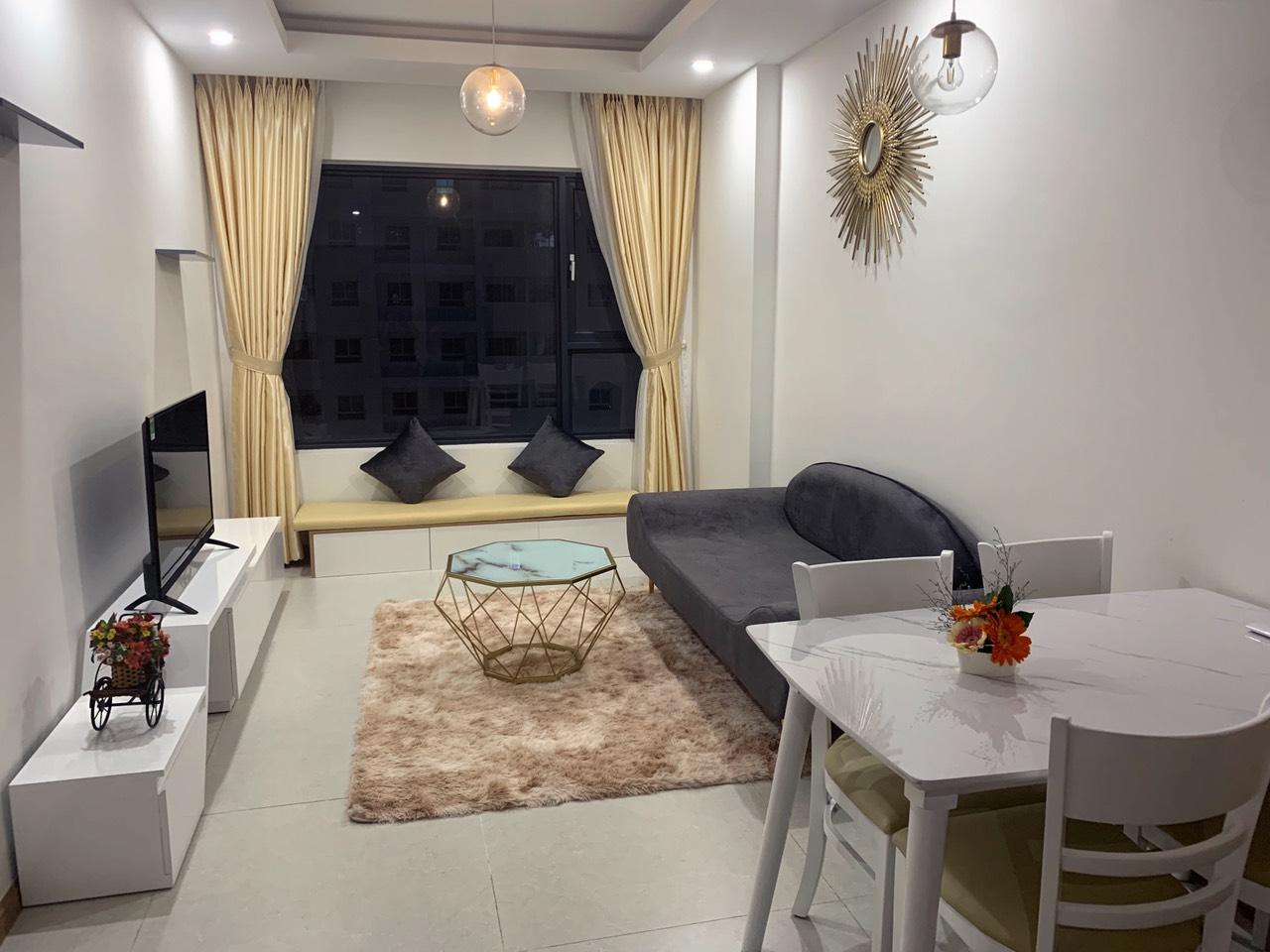 Cho thuê 1 phòng ngủ New City Thủ Thiêm - ID 010152