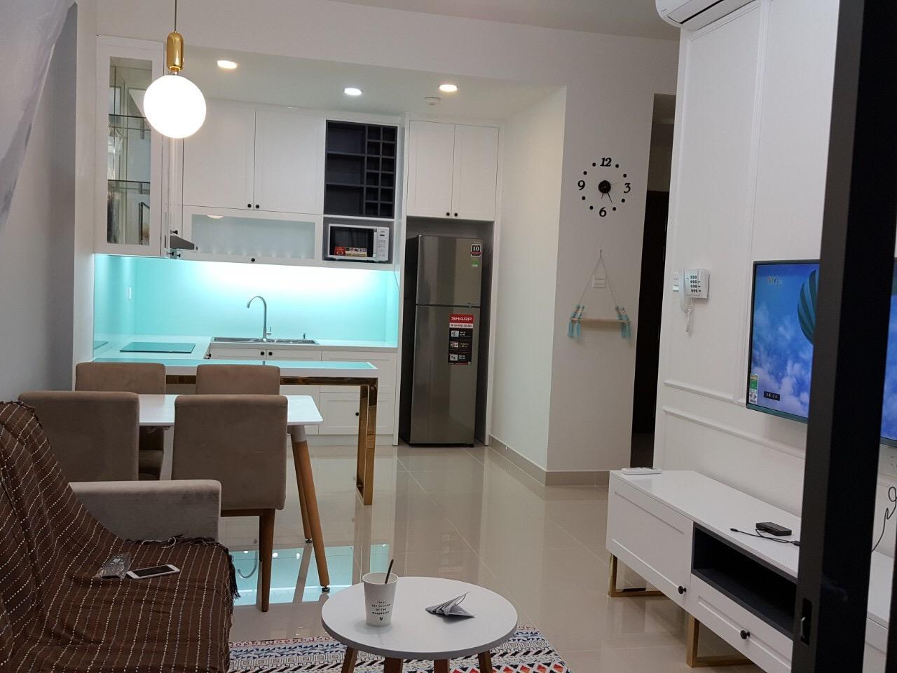 Cho thuê 2 phòng ngủ The Sun Avenue - ID 010166