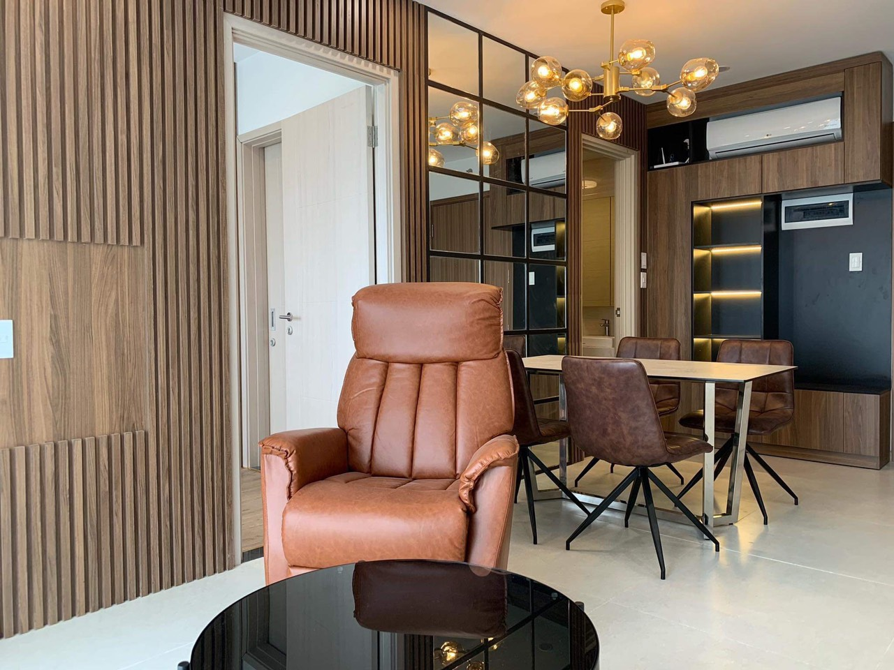 Cho thuê 2 phòng ngủ New City Thủ Thiêm - ID 010150