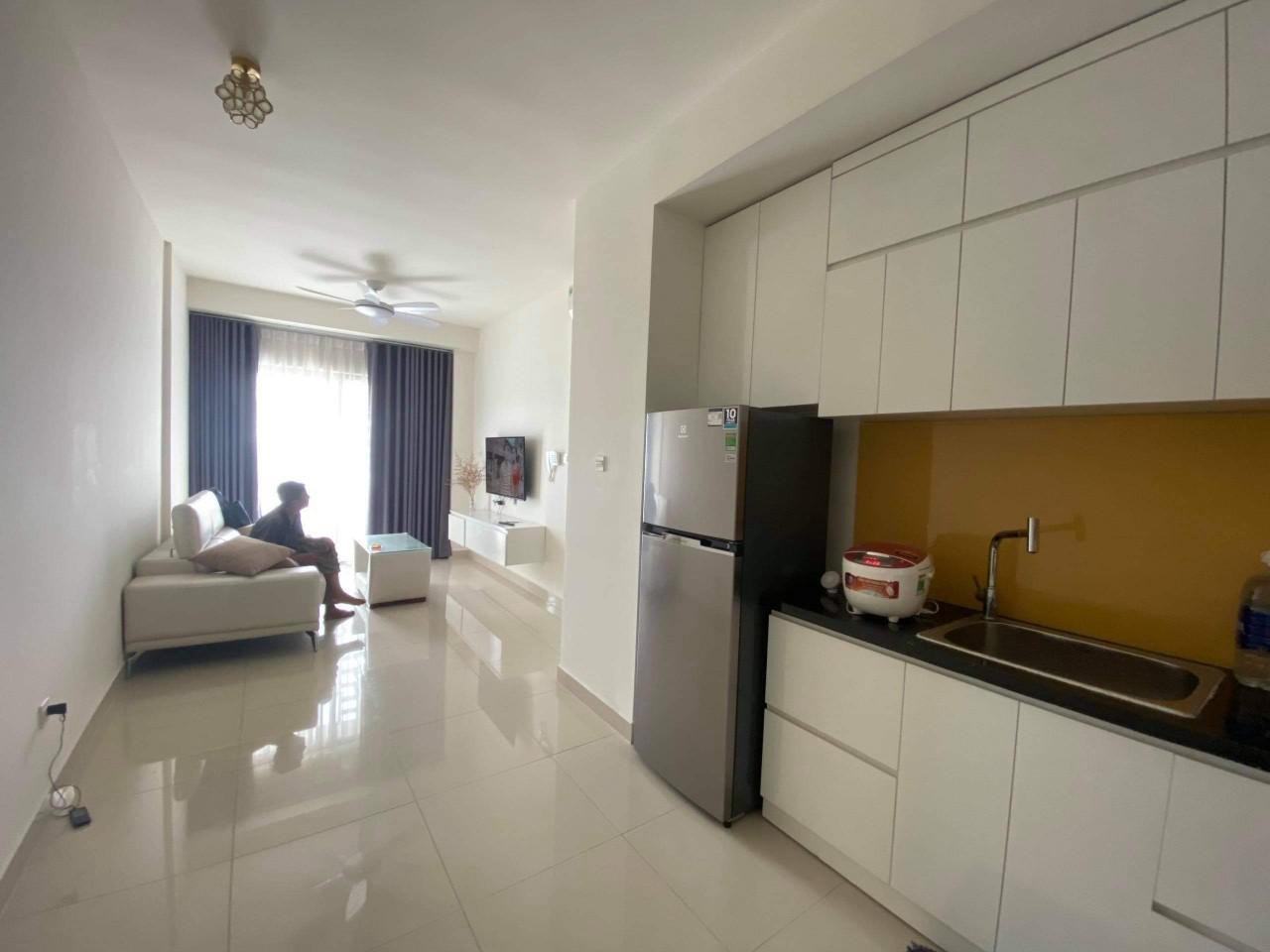 Cho thuê 1 phòng ngủ + 1 The Sun Avenue - ID 010253