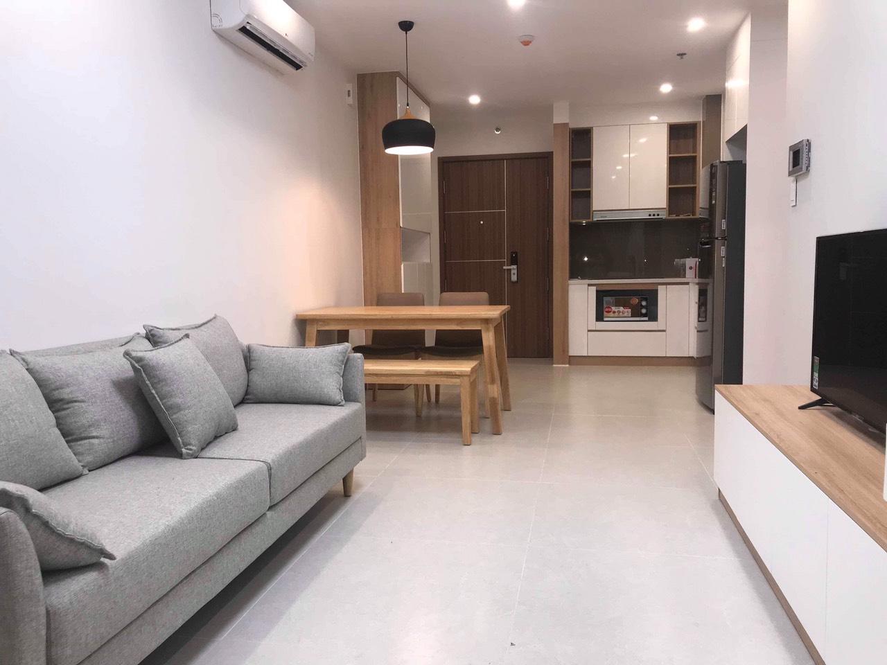 Cho thuê 2 phòng ngủ New City Thủ Thiêm - ID 010138