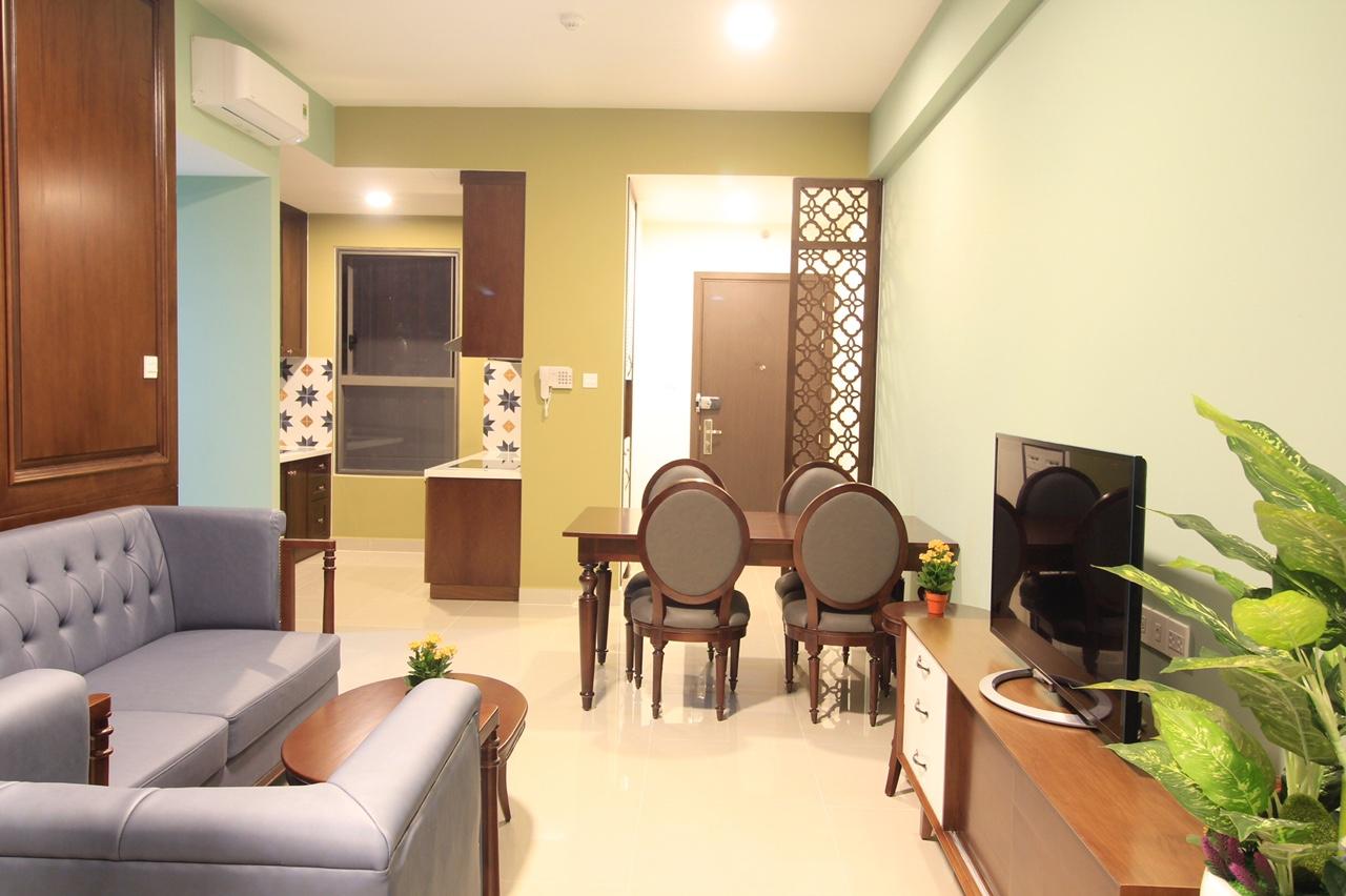 Cho thuê 3 phòng ngủ The Sun Avenue - ID 010055