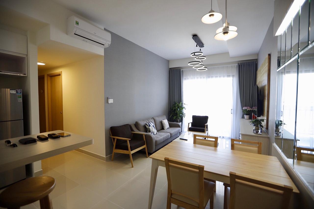 Cho thuê 1 phòng ngủ nội thất đầy đủ The Sun Avenue - ID 010058