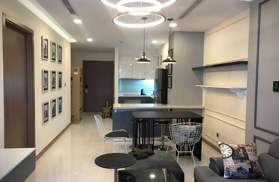 Cho thuê 2 phòng ngủ Vinhomes Central Park - ID 010219