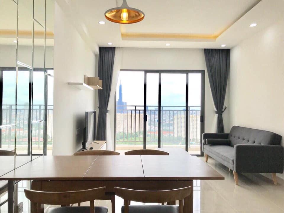Cho thuê 3 phòng ngủ The Sun Avenue - ID 010071