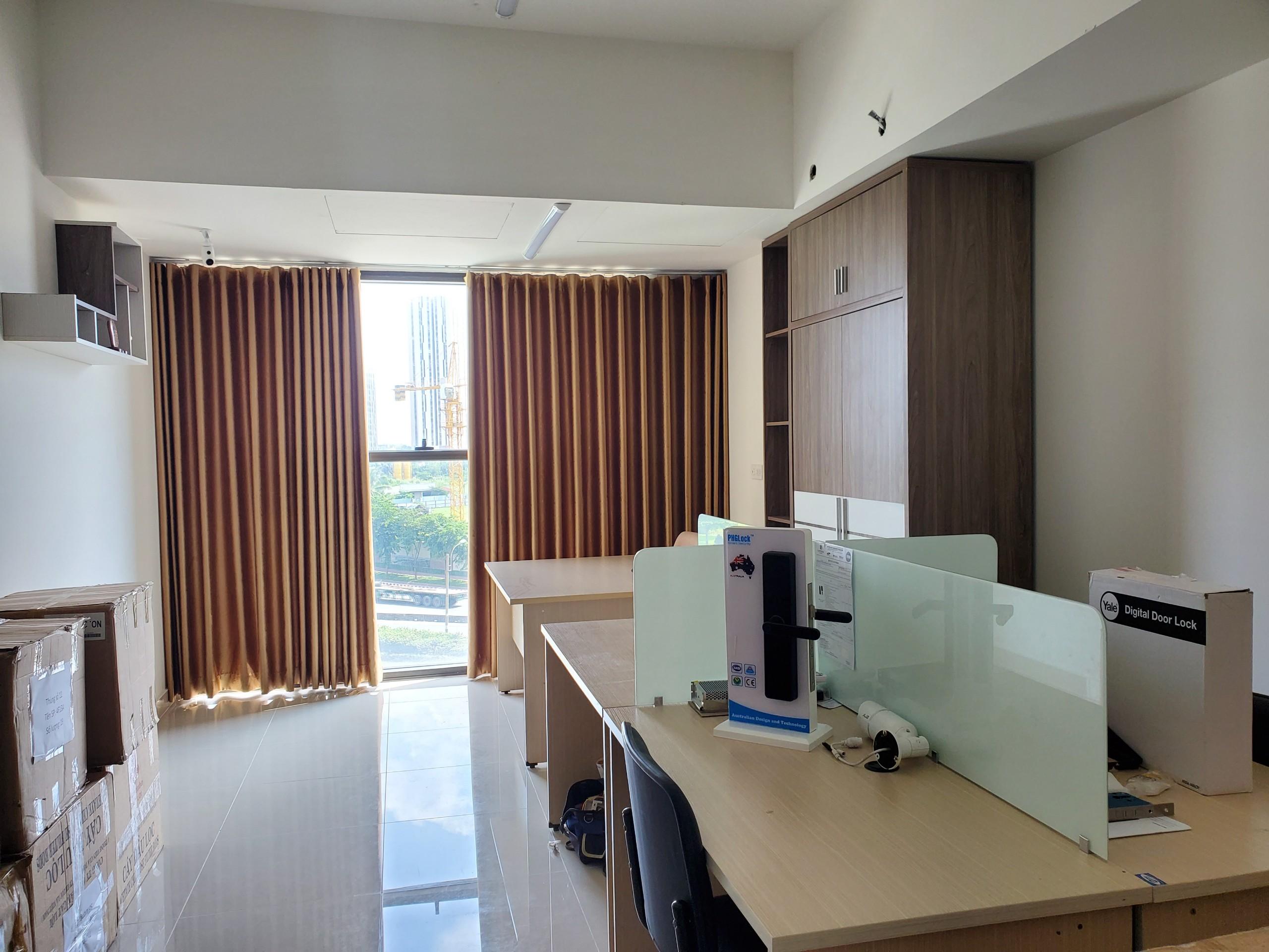 Cho thuê  Studio để ở hoặc làm văn phòng The Sun Avenue - ID 010204