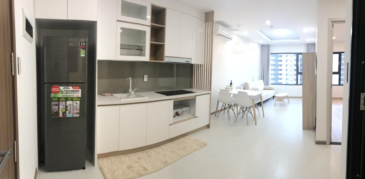 Cho thuê 1 phòng ngủ New City Thủ Thiêm - ID 010137