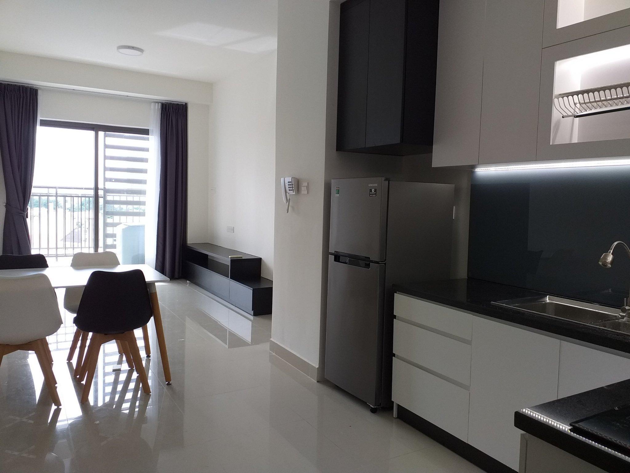 Cho thuê 1 phòng ngủ The Sun Avenue - ID 010214