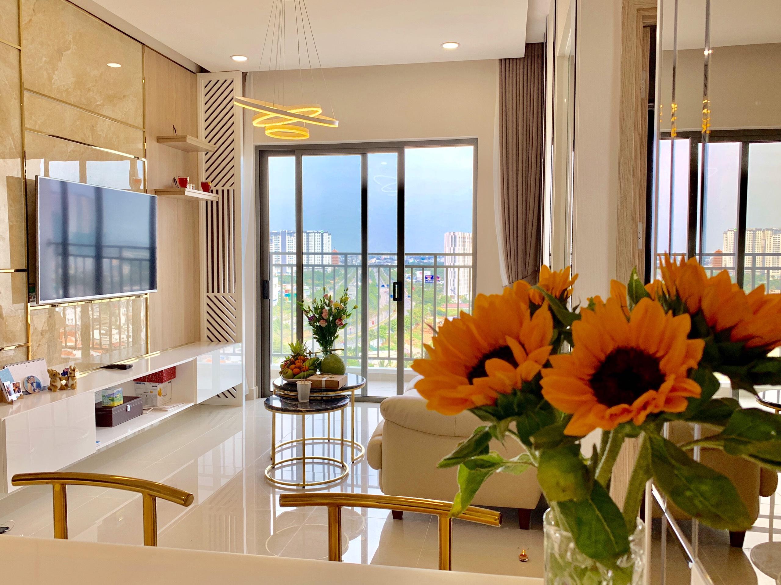 Cho thuê 1 phòng ngủ cực đẹp The Sun Avenue - ID 010057
