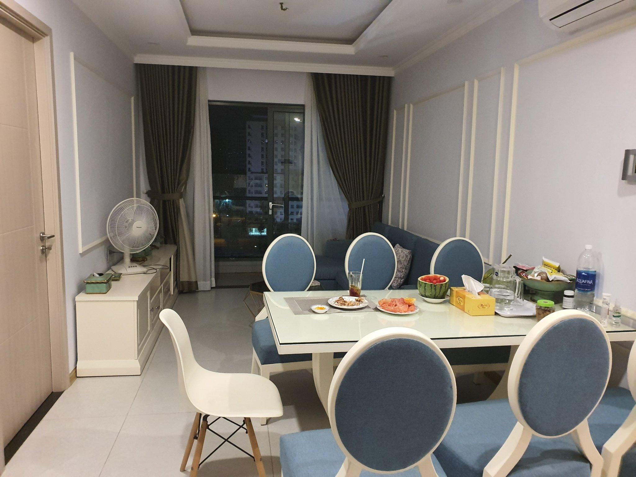 Chuyển Nhượng 2 phòng ngủ New City Thủ Thiêm - ID 010096