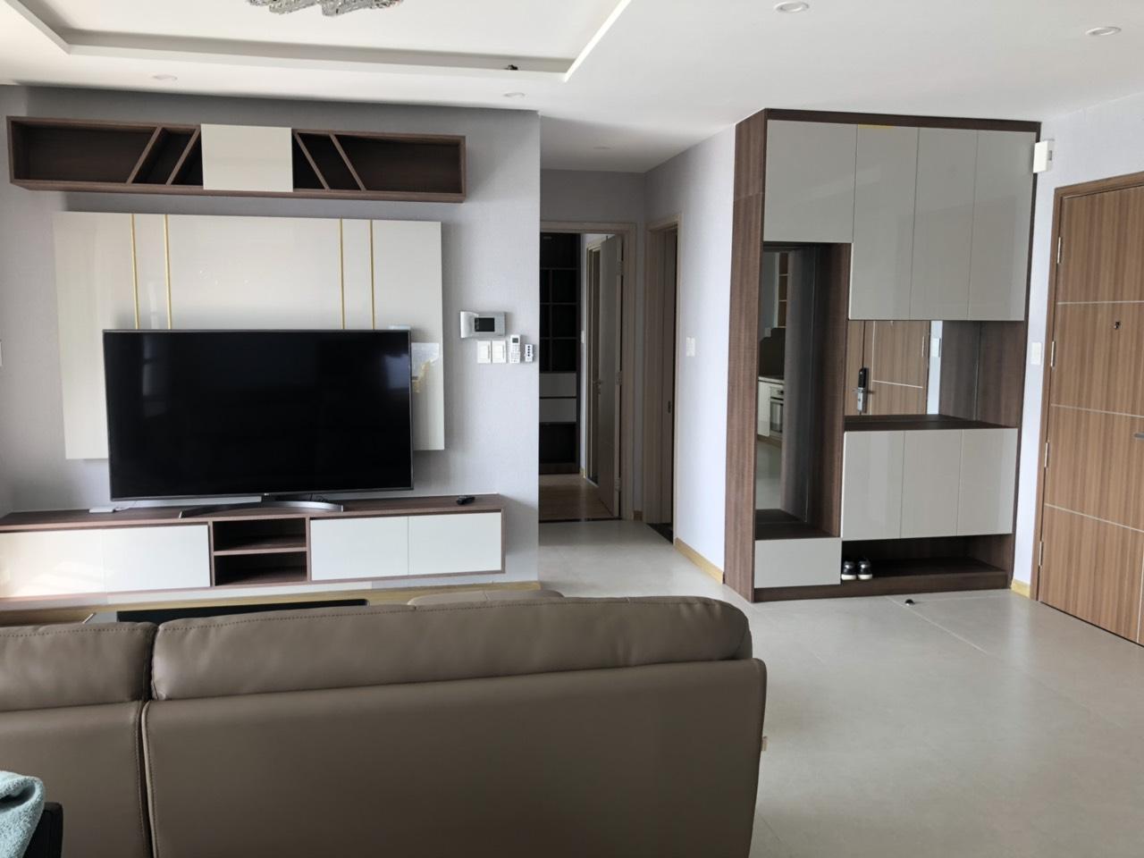 Cho thuê 3 phòng ngủ New City Thủ Thiêm - ID 010082