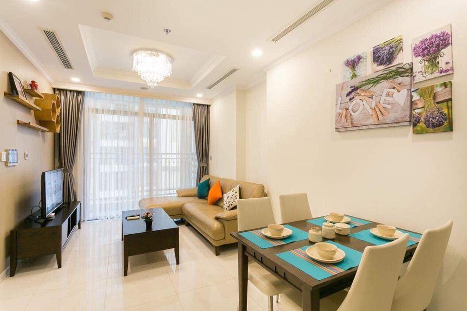 Cho thuê 2 phòng ngủ Vinhomes Central Park - ID 010222