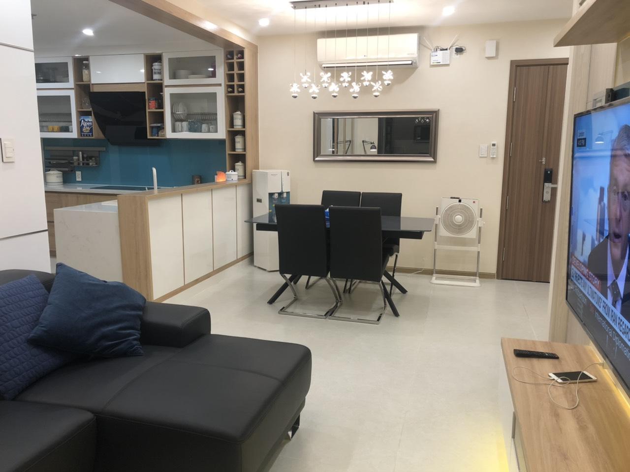 Cho thuê 3 phòng ngủ New City Thủ Thiêm - ID 010042