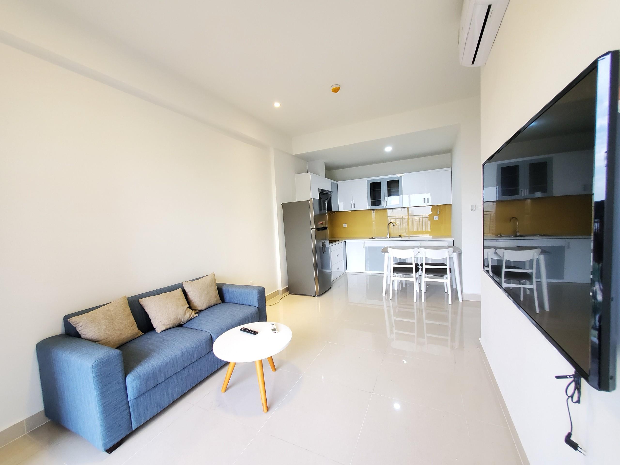 Cho thuê 2 phòng ngủ The Sun Avenue - ID 010231