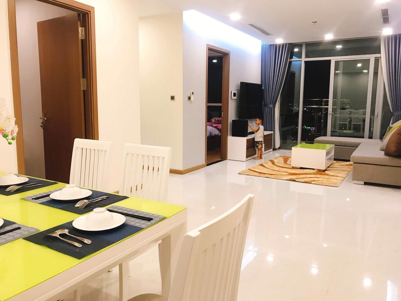 Bán căn hộ 3 phòng ngủ Vinhomes Central Park - ID 010064