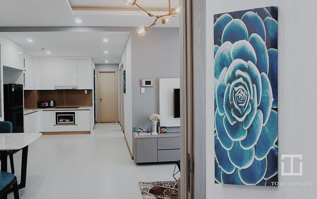 Cho thuê 3 phòng ngủ New City Thủ Thiêm - ID 010093