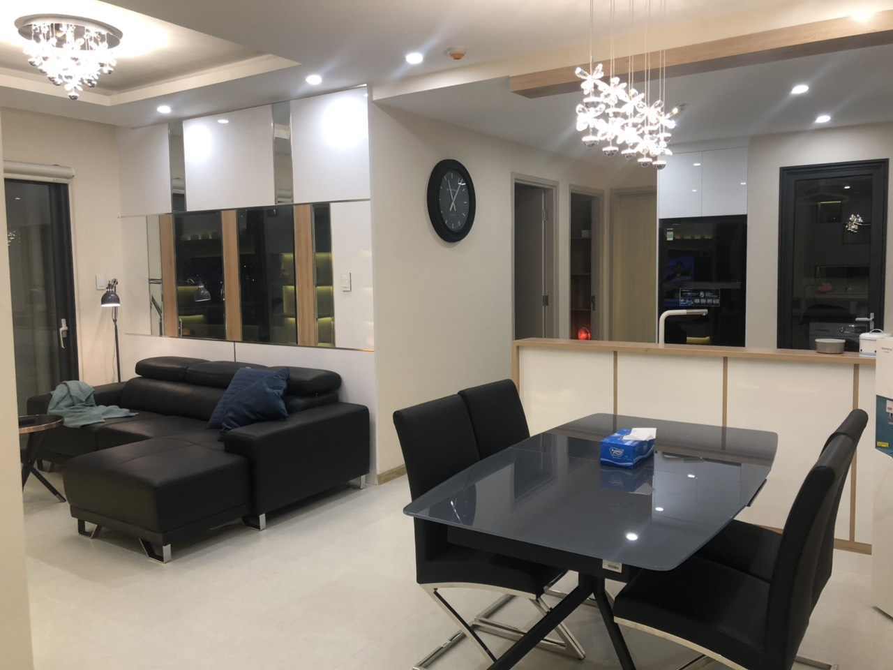 Cho thuê 3 phòng ngủ New City Thủ Thiêm - ID 010090