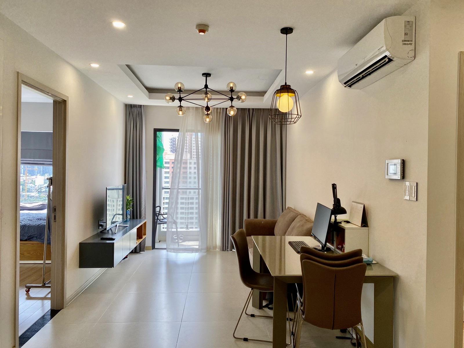 Cho thuê 3 phòng ngủ New City Thủ Thiêm - ID 010153