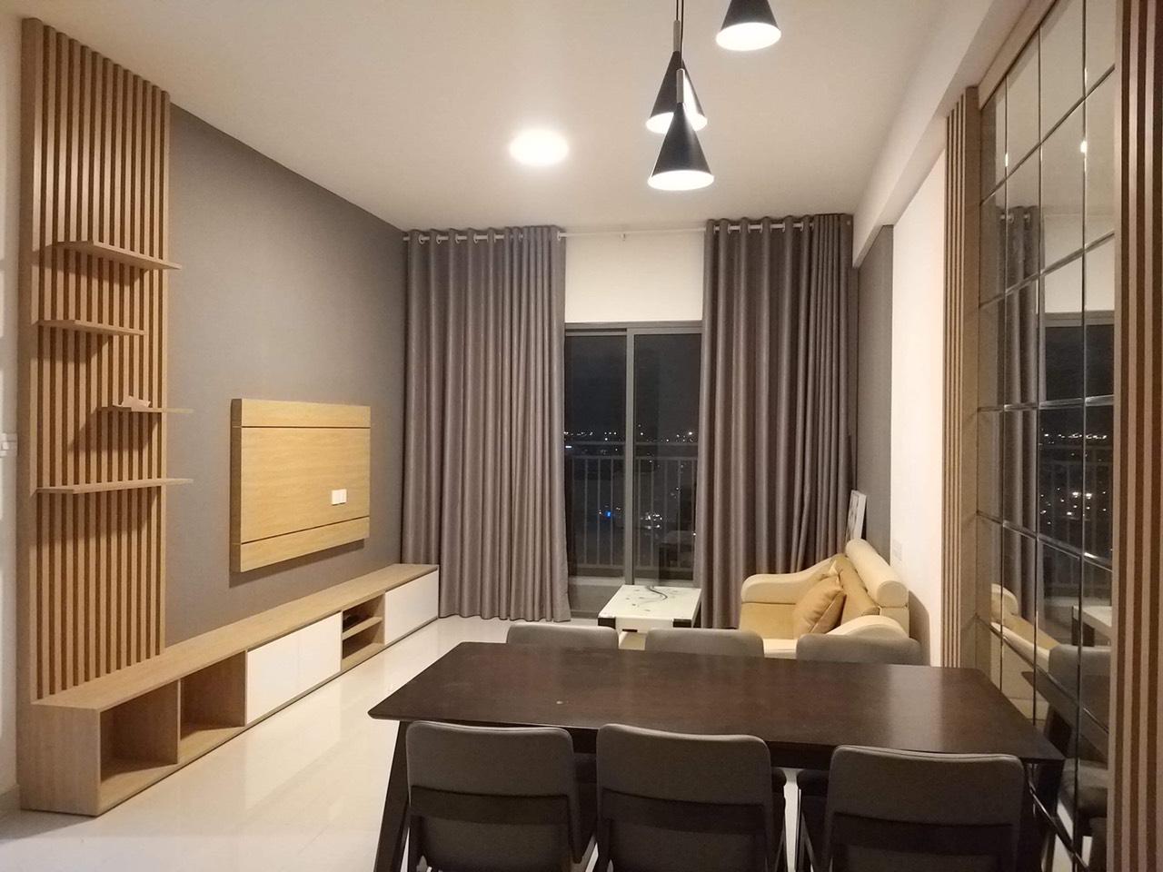 Cho thuê 3 phòng ngủ The Sun Avenue - ID 010044