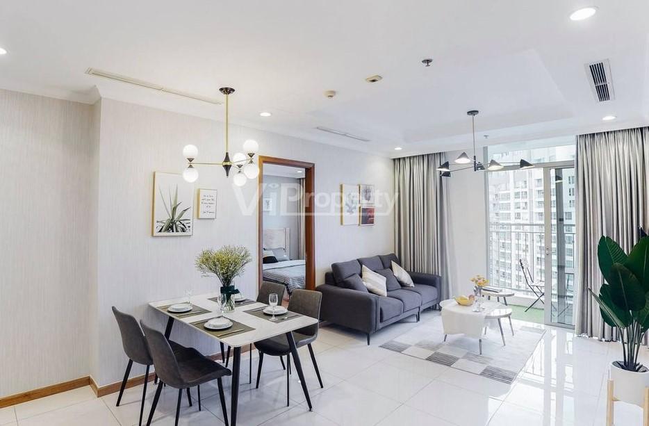 Cho thuê 3 phòng ngủ Vinhomes Central Park - ID 010220