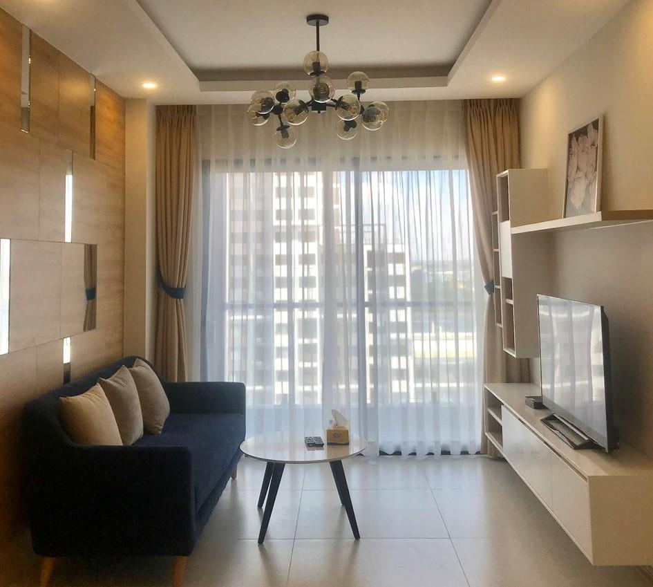 Cho thuê 3 phòng ngủ New City Thủ Thiêm - ID 010154