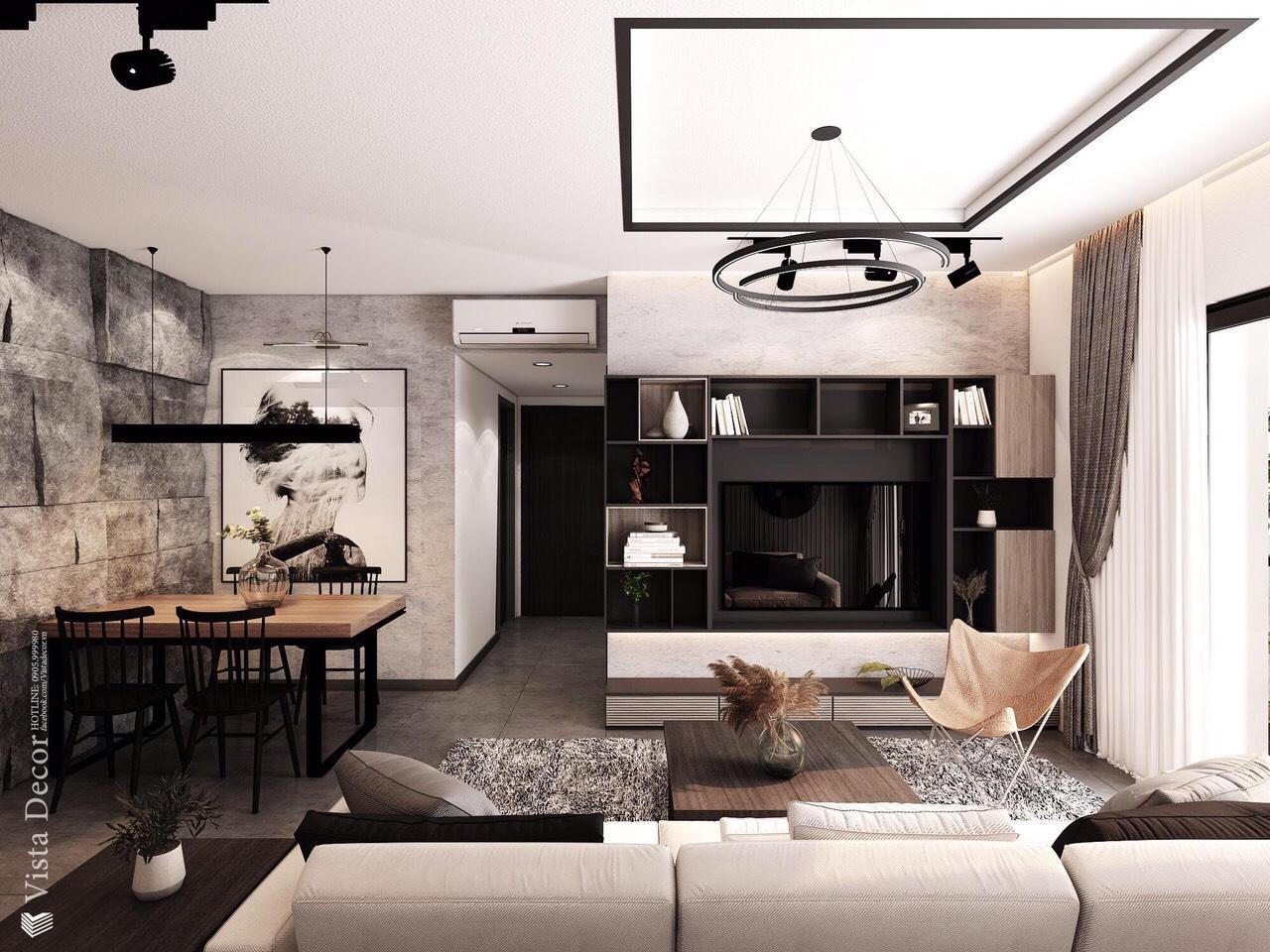 Cho thuê 2 phòng ngủ Feliz En Vista - ID 010180