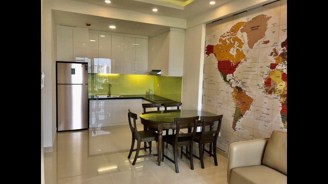 Cho thuê 2 phòng ngủ The Sun Avenue - ID 010255