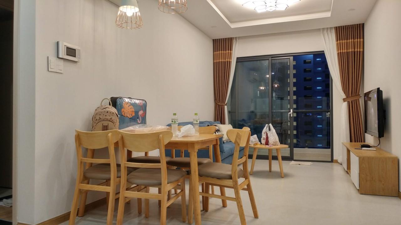 Cho thuê 2 phòng ngủ New City Thủ Thiêm - ID 010160