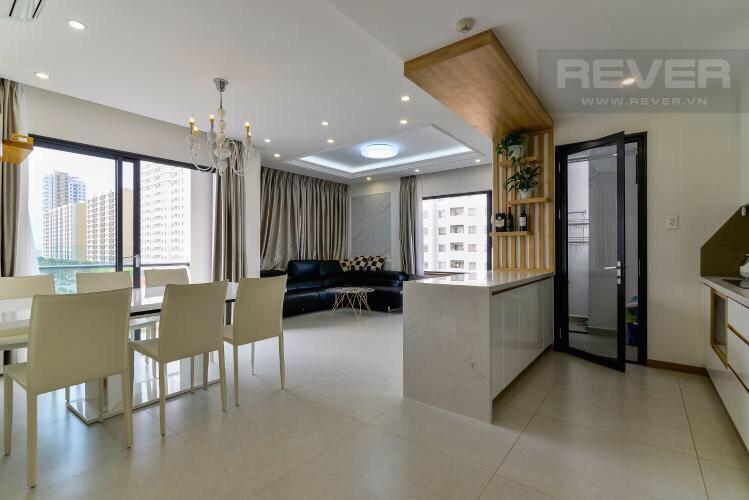 Cho thuê 3 phòng ngủ New City Thủ Thiêm - ID 010084