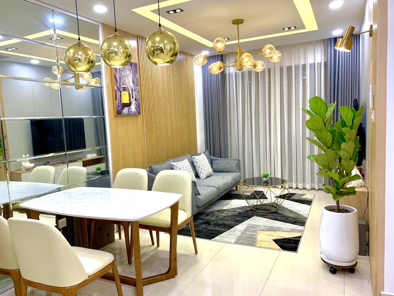 Cho thuê 2 phòng ngủ The Sun Avenue - ID 010215