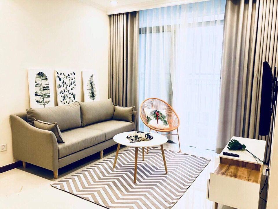 Cho thuê 2 phòng ngủ Vinhomes Central Park - ID 010217