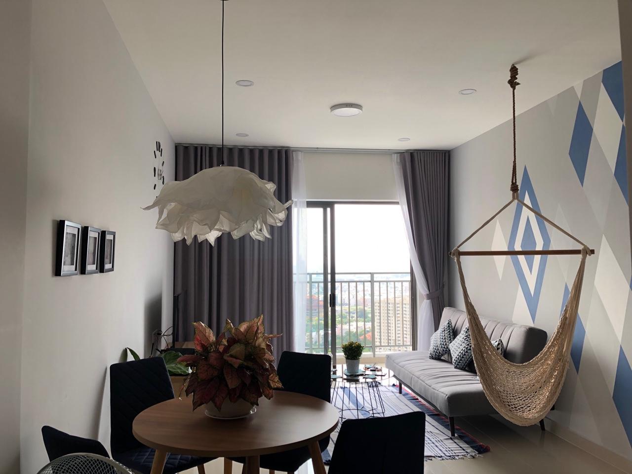 Cho thuê 3 phòng ngủ The Sun Avenue - ID 010037
