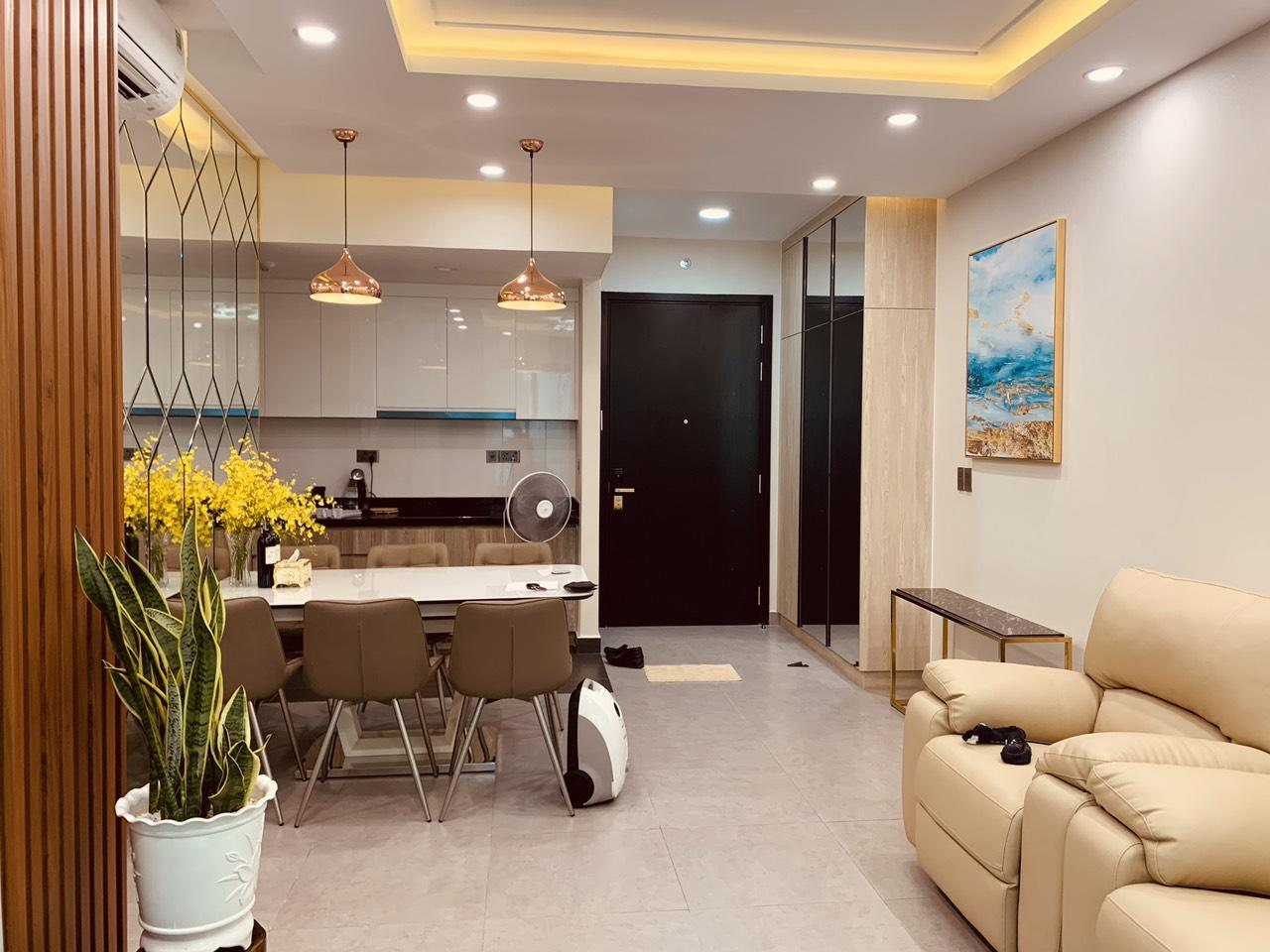 Cho thuê 2 phòng ngủ Feliz En Vista - ID 010183