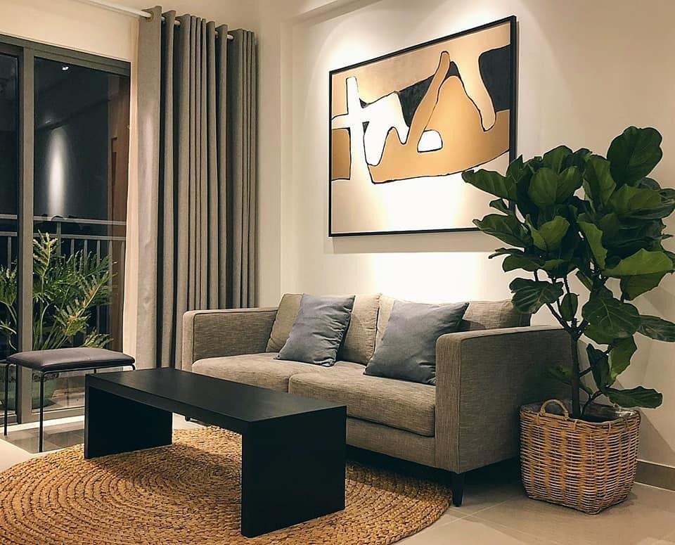 2PN Full nội thất đẹp tại The Sun Avenue Quận 2 - ID 010018